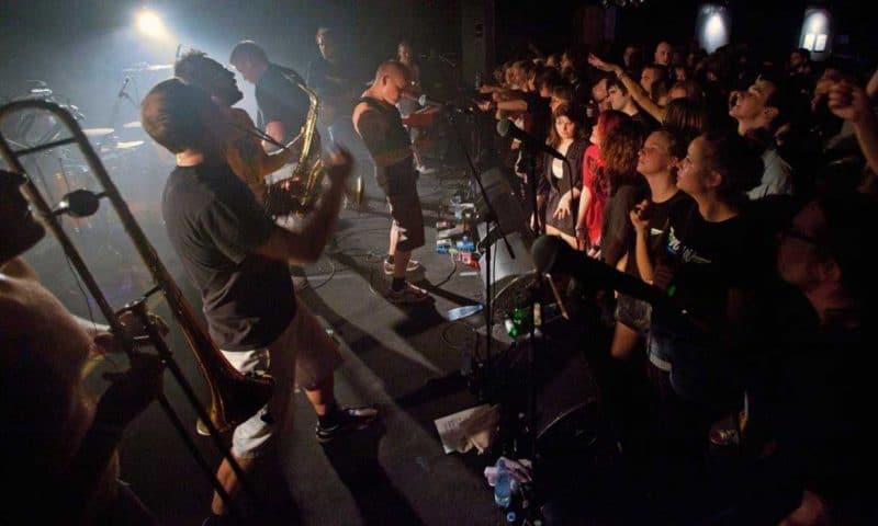 Von Du er et af de bands, du kan opleve til Pure Festival i weekenden (foto: Emil Andresen).