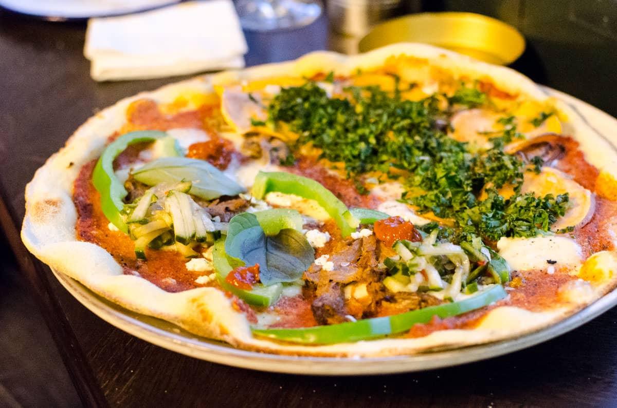 Gorm's Pizza i Odense, Gorms Hottie og Gris på Gaflen