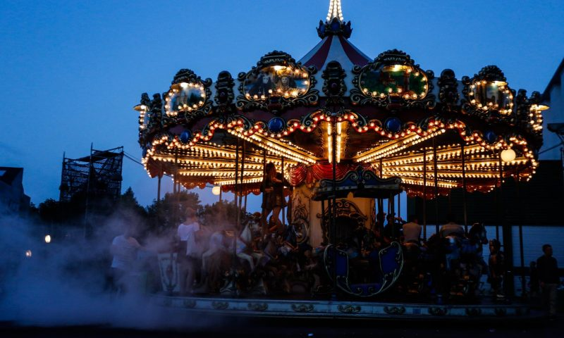 Karrusel Festival. Foto: Frederik Racher