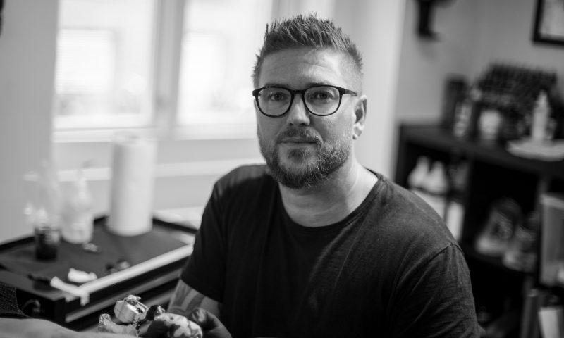 Morten Jørgensen ser frem til at slå dørene op for HCA Tattoo Convention næste år