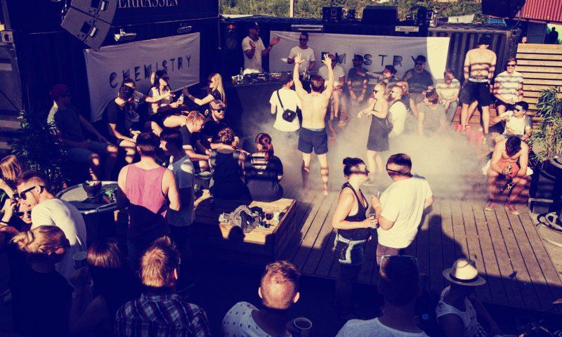 Warehouse Festival på lørdag i Odense (Foto: Jonathan Kjaergaard).