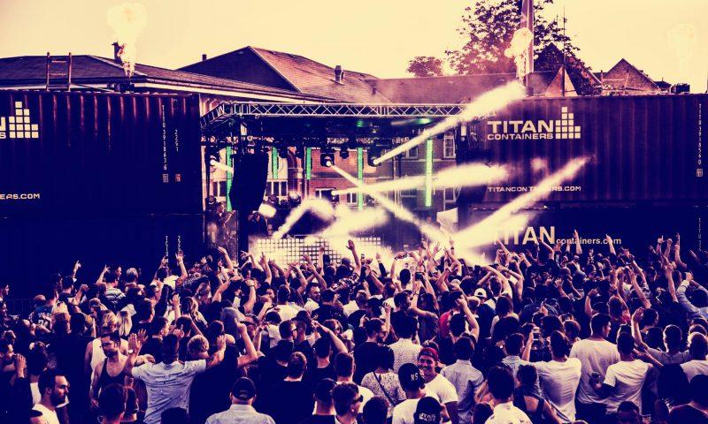 Warehouse Festival.