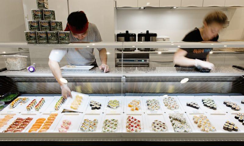 SushiMania har i forvejen 18 butikker i Danmark