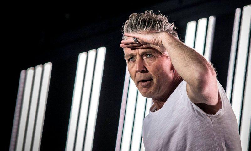 Thomas Helmig til Tinderbox 2017. Foto: Peter Kirkegaard