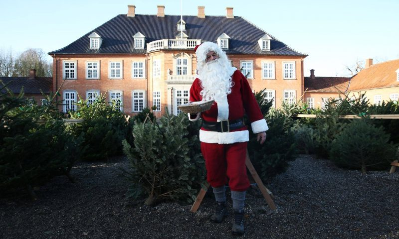 På søndag åbner julemarkedet ved Langesø.