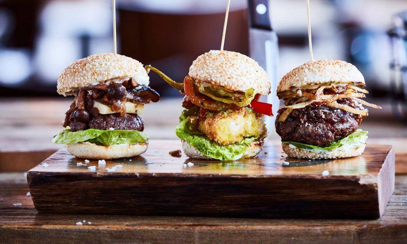 Burger Anarchy åbner i Storms Pakhus på torsdag den 18. januar.