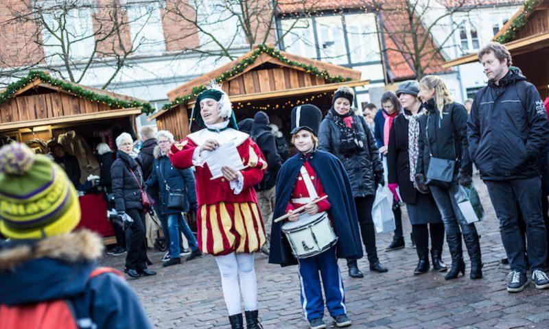 H.C. Andersen Julemarkedet begynder denne weekend.