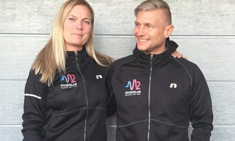 Marie Tscherning Rasmussen og Morten Frydkjær vil gerne hjælpe folk med at opfylde deres mål og forbedre deres træning. Derfor har de åbnet M2 Sportslab.
