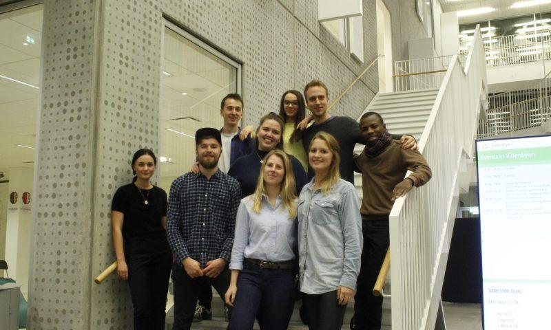 TimberNests nuværende team.