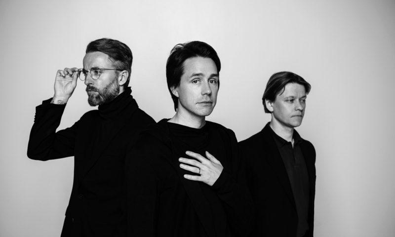 Gæsterne på Heartland kan se frem til en institution inden for dansk indierock, når Mew kommer på Egeskov (foto: Morten Rygaard).