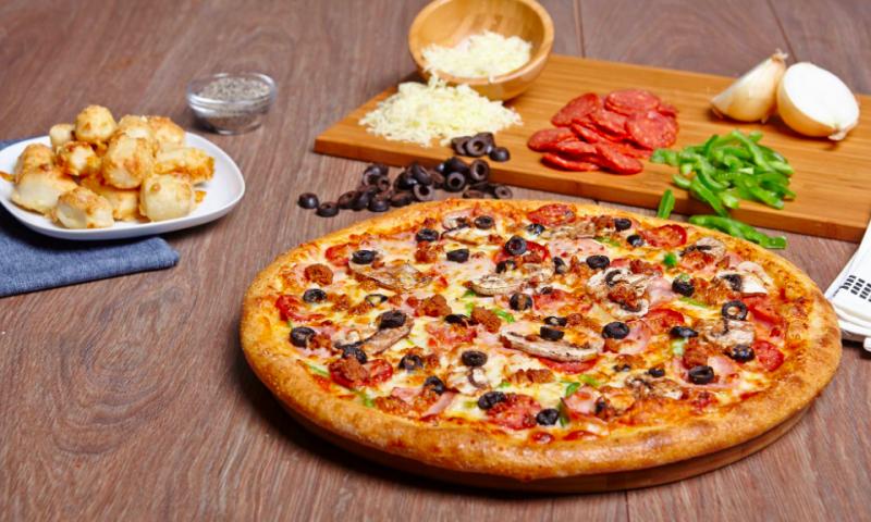 Foto: Domino's Pizza - Danmark.
