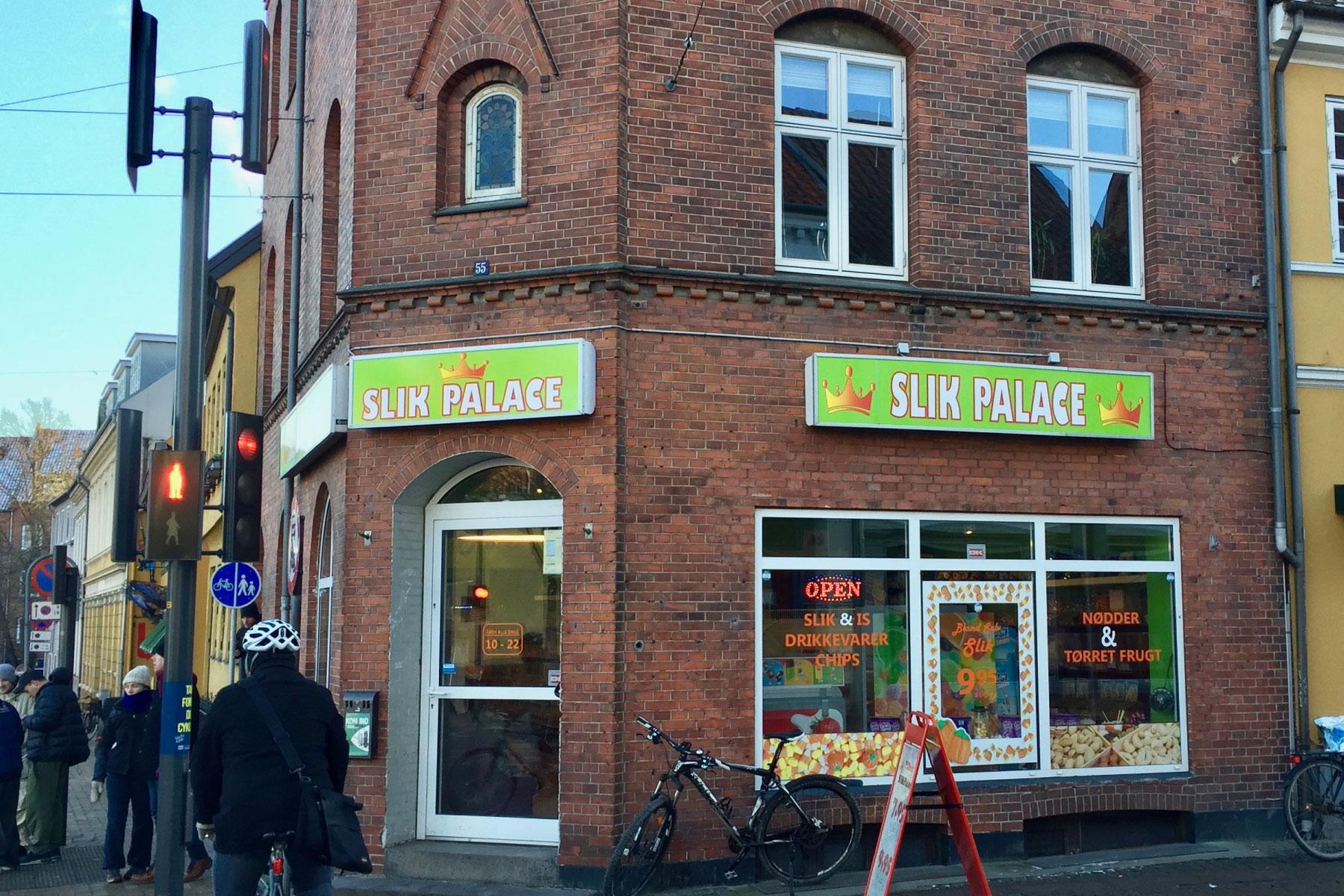 Slikmekka I Odense Her Er Byens Bedste Bland Selv Slik Butikker