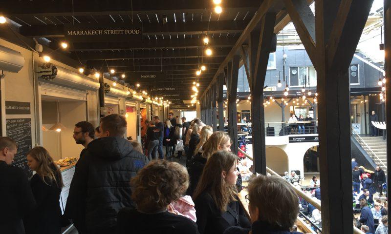 På søndag indtager Odense Spilfestival Arkaden.