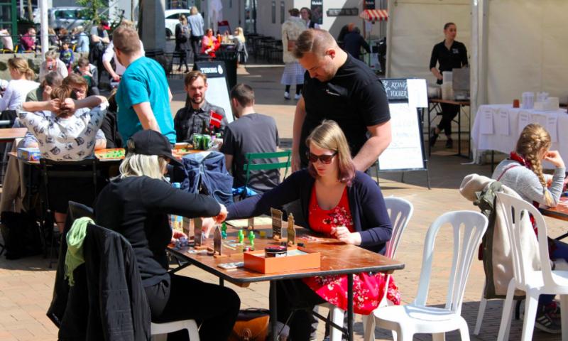 Foto: Odense Spilfestival