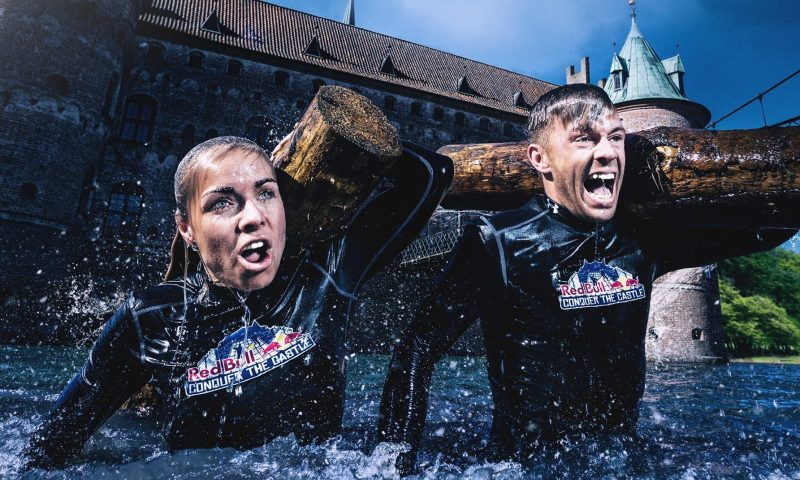 Foto: Red Bull Conquer the Castle