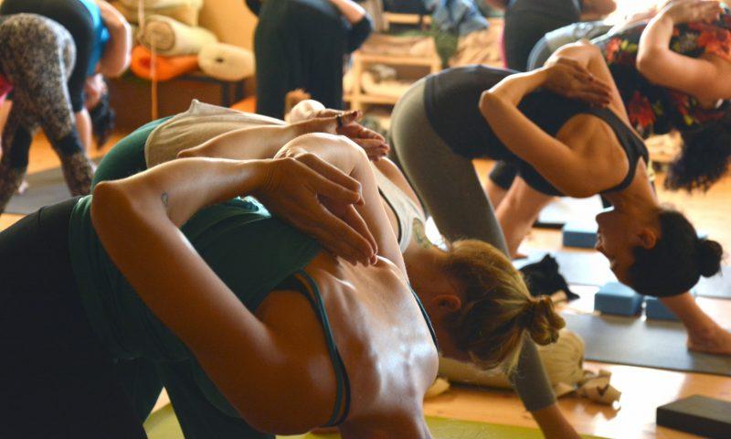 Arkivfoto yoga
