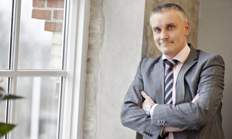Anders Schweitz Jensen er partner i BDO i Odense