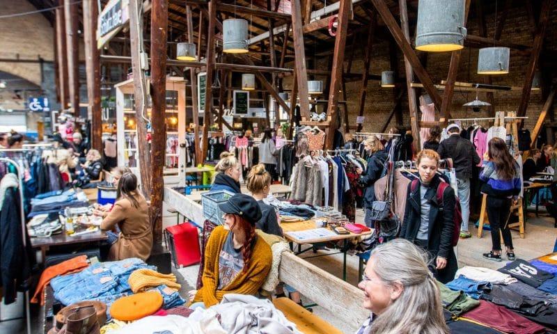 Arkivfoto Veras Market