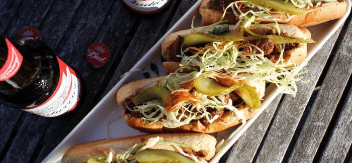 Arkivfoto Gourmet Hotdogs/Gastromand.dk