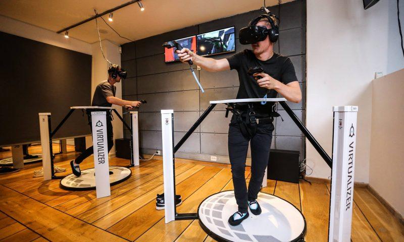df450a8e6445 Alle kan prøve VR-oplevelsen. Den nye Limitless Virtual Reality ...