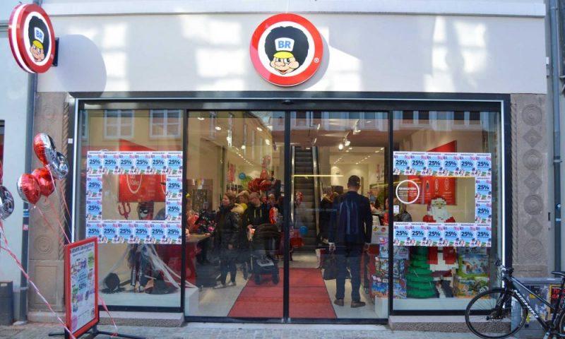 Arkivfoto: Fætter BR butik