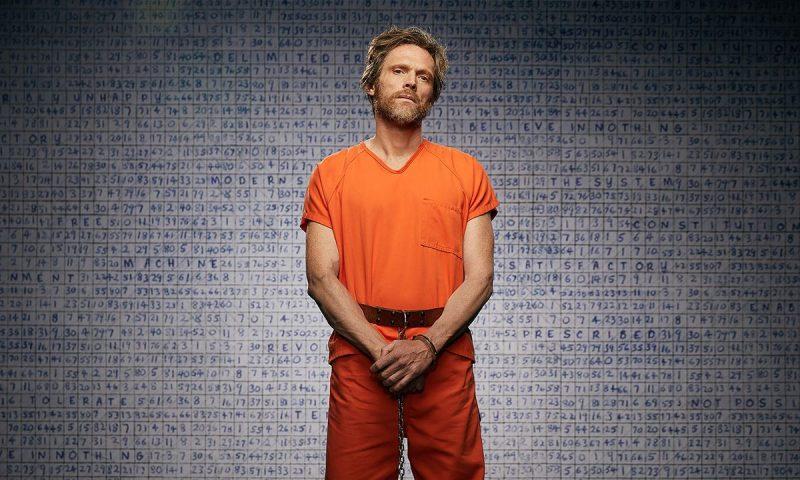 PR-foto Netflix Manhunt: Unabomber