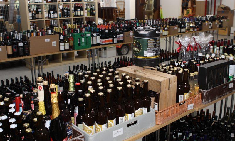 1c1ca1eec28 Franck A's vin- og sprutlager på auktion før nytår