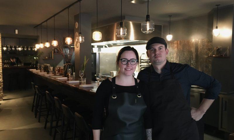 Michelle og Jakob står bag Odenses populære Restaurant HOS