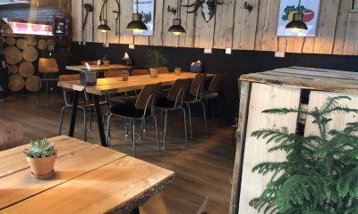 Første billede indefra Burger Shack i Odense