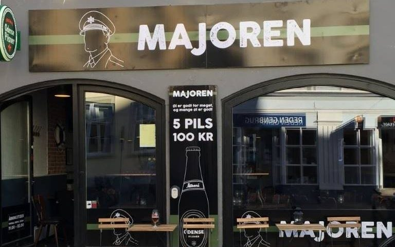 Foto: Majoren/Facebook