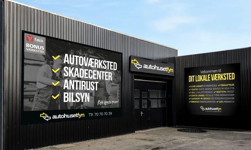 Her åbner Autohuset Fyn endnu et værksted