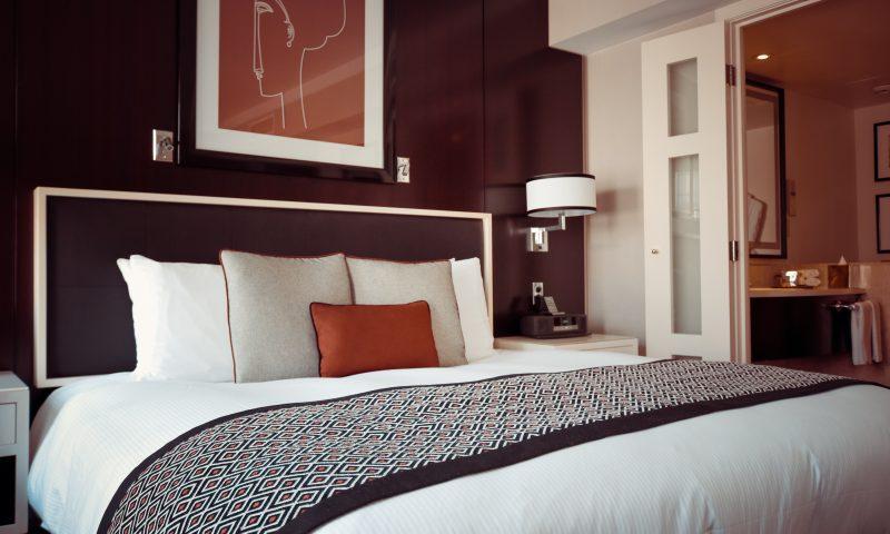 Arkivfoto: Hotel