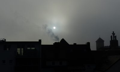 Arkivfoto på Earth Hour