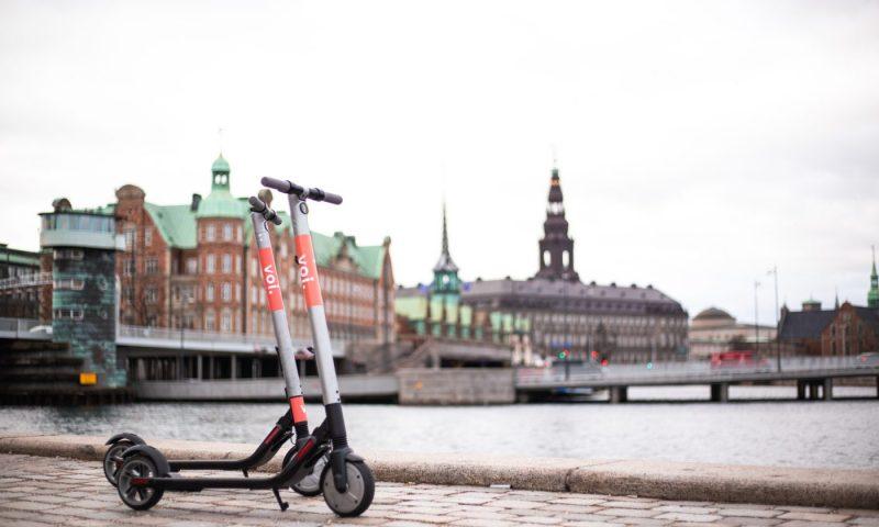 Arkivfoto fra København