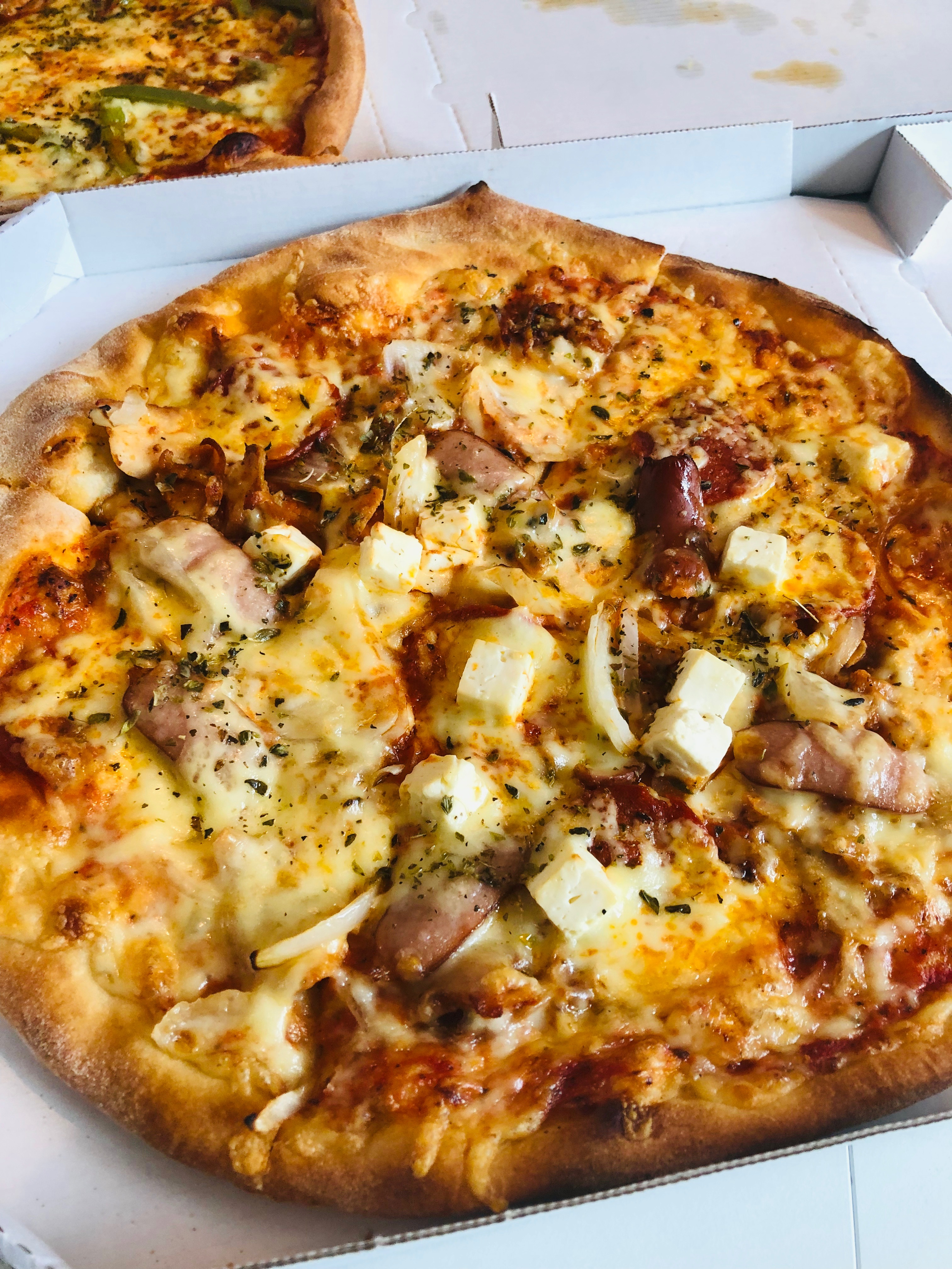 Monte Carlo Pizza Just Eat