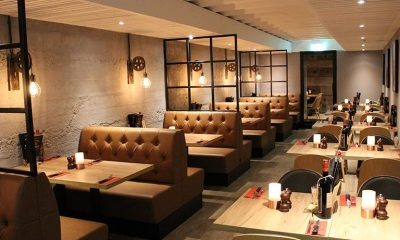 Arkivfoto Restaurant Ilden