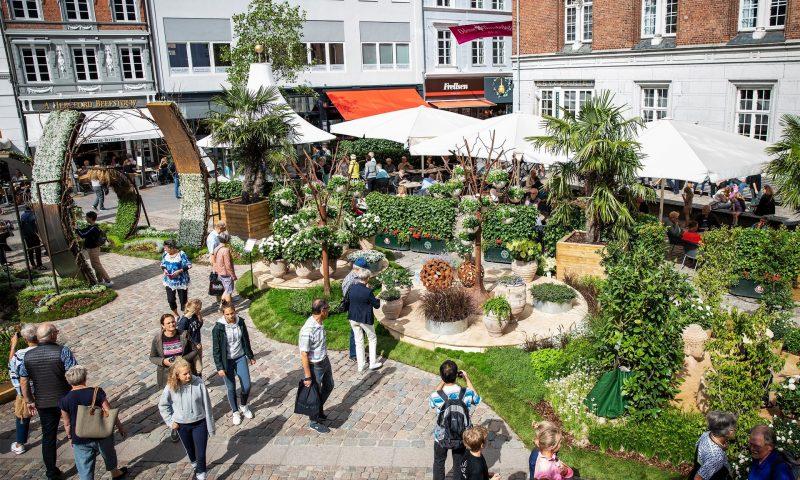 Foto: Odense Blomsterfestival