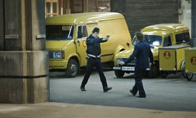 PR-foto fra filmen Blekingegadebanden
