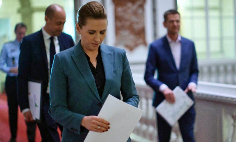 Arkivfoto Statsministeriet