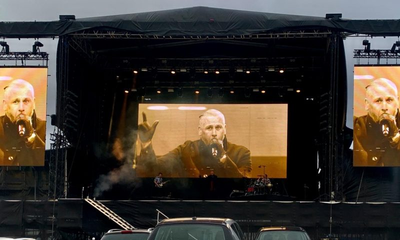 L.O.C gav en mindeværdig koncert i København