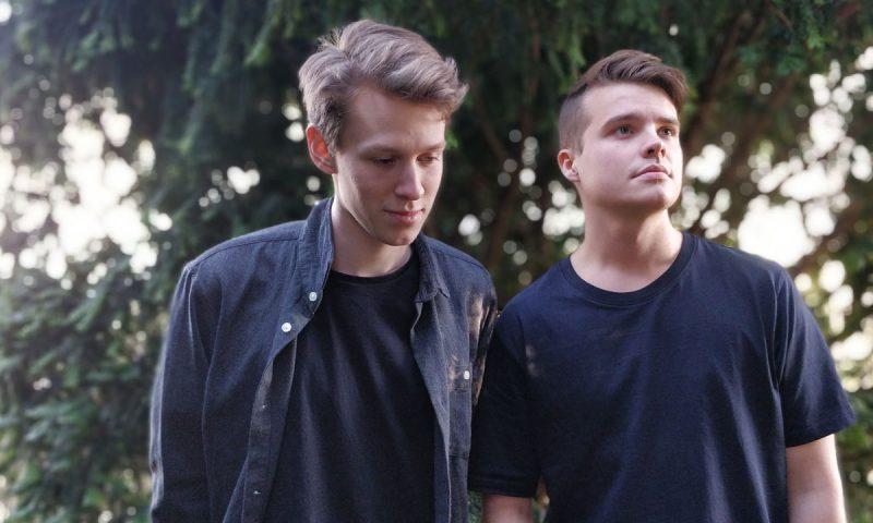 Mika og Tobias kommer forbi i Odense