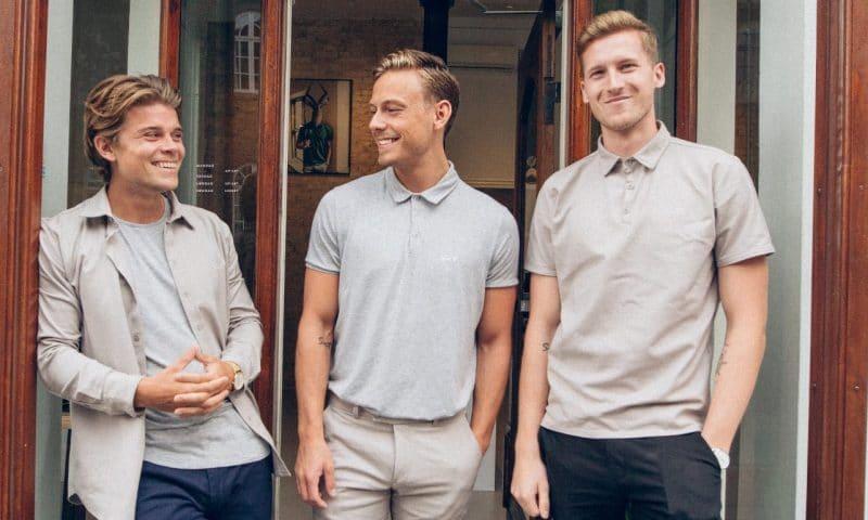 Trioen bag det vilde brand Shaping New Tomorrow