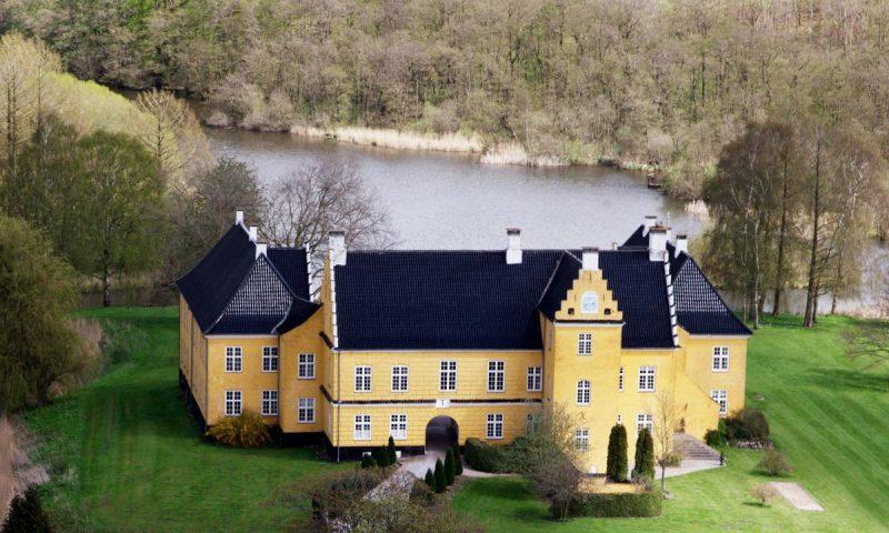 Foto: Lykkesholm Slot