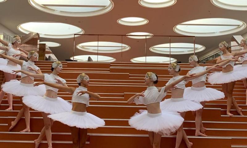 Foto: Balletskolen Odense