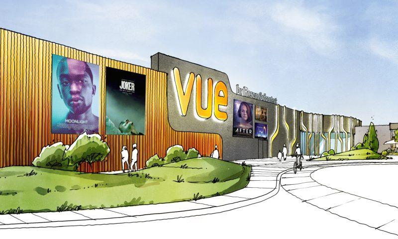 I næste uge starter Rosengårdcentret en stor ombygning, der skal skabe en totaloplevelse for kunderne.